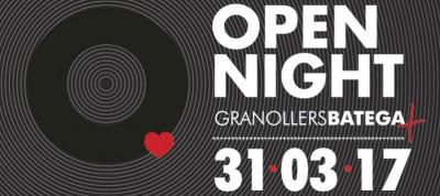 open-night-granollers-2017